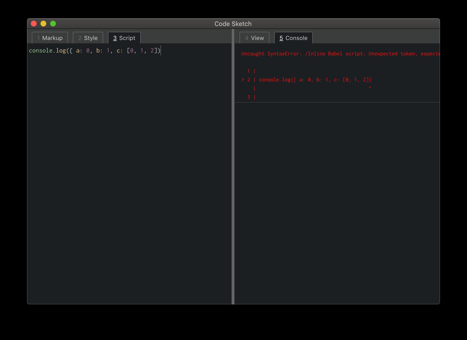 code-sketch-log